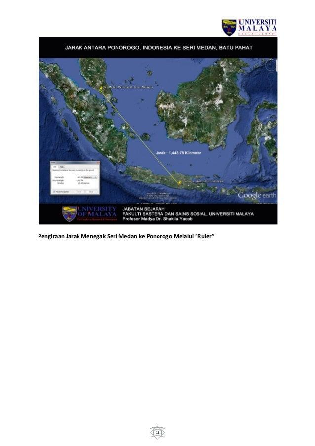kaedah menggunakan google earth dalam menunjukkan lokasi kawasan seja. Black Bedroom Furniture Sets. Home Design Ideas