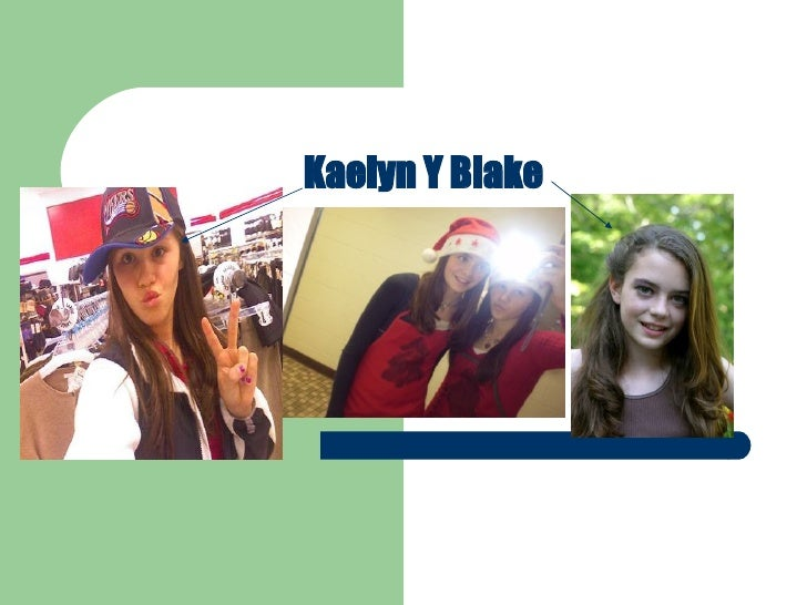 Kaelyn Y Blake