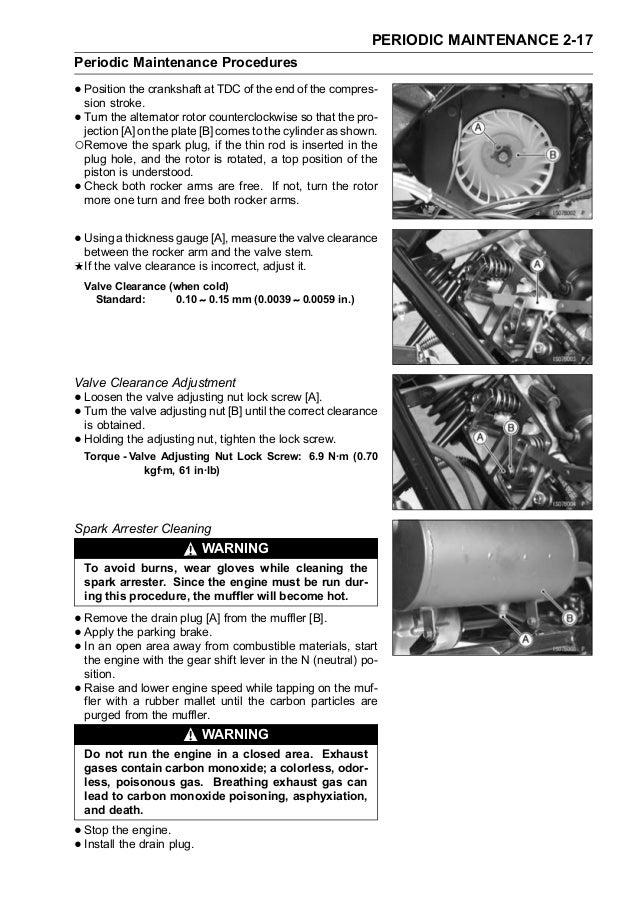 Kawasaki Mule 610 >> Kaf400 mule 600 610 4x4 '05 service manual