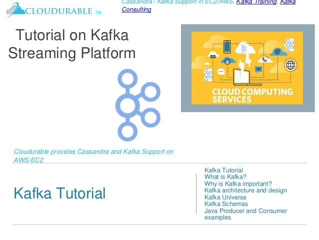 kafka tutorial java
