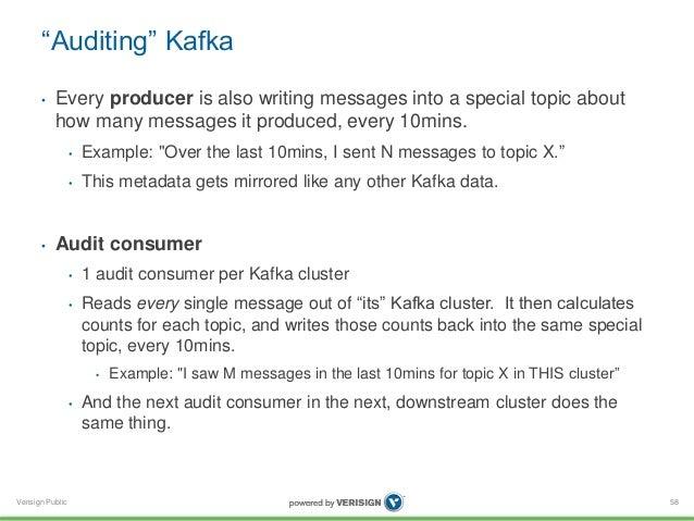 Apache Kafka 08 Basic Training Verisign