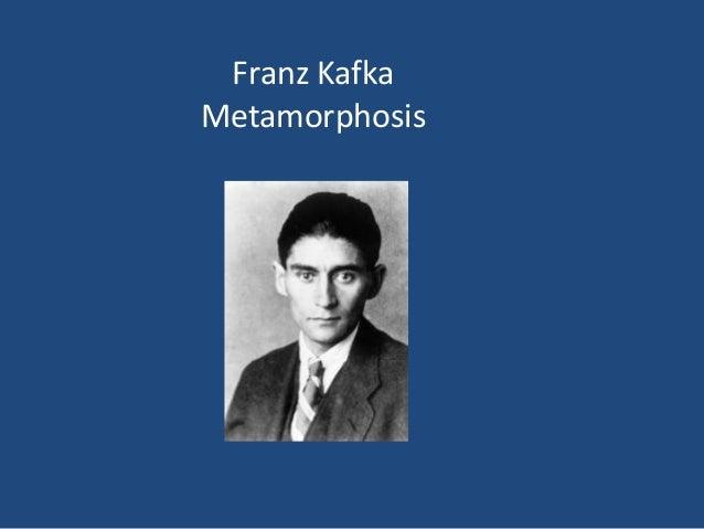 Franz KafkaMetamorphosis