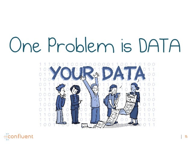 15 One Problem is DATA