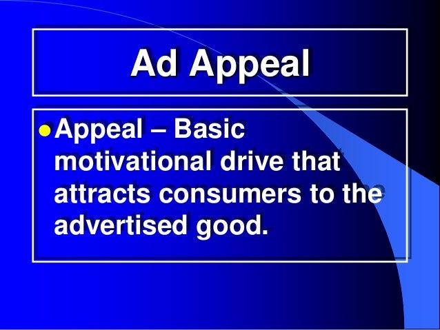 System of Ad Appeals in theMarketing Communicationsof Premium and Luxury F&D