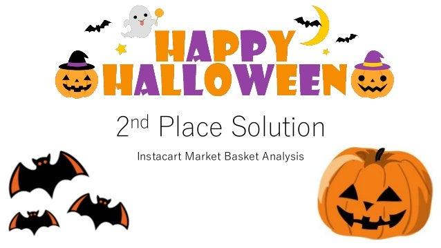 2nd Place Solution Instacart Market Basket Analysis