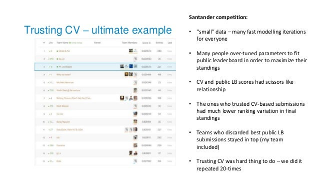 how to win kaggle competitions coursera
