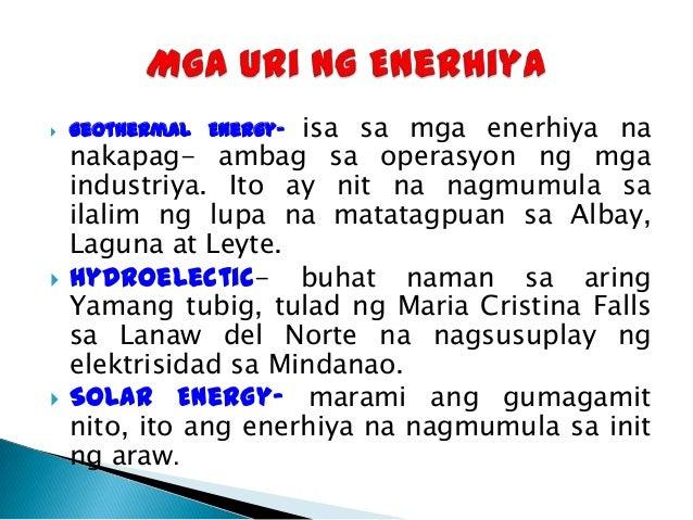 mga suliranin ng enerhiya Kaya agree ako kay artsee,dapat lumaban na rin ang mga lopez sa pamamagitan ng mga media at ilabas na ang katotohanan  ang mga suliranin at mga pagkukulang bago .