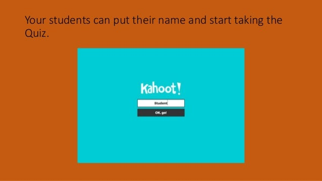 how to delete a kahoot account