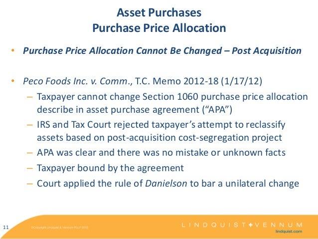Kaiser corp tax update - 2012