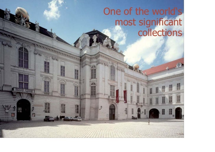 One of the world's               most significant                     collections@maxkaiser