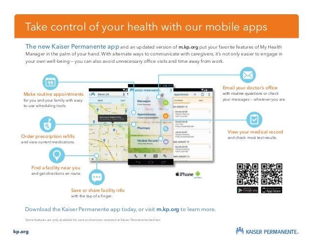 download kaiser app
