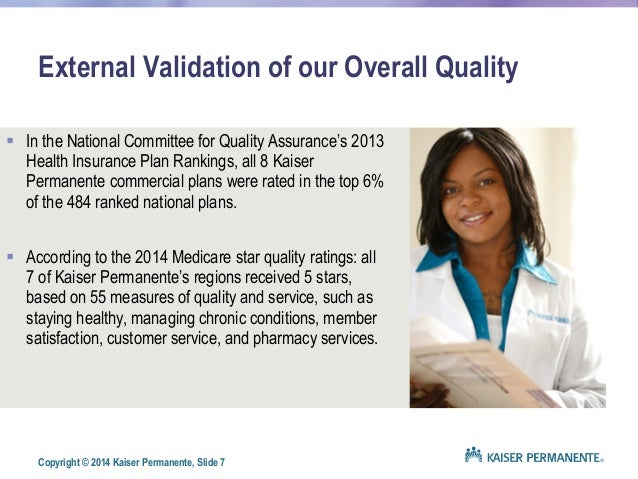 An Overview of Kaiser Permanente - Integration and Information System…