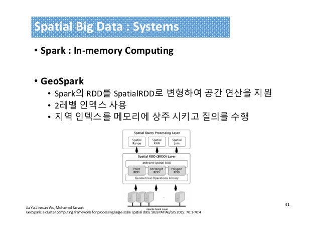 Moving Objects and Spatial Data Computing