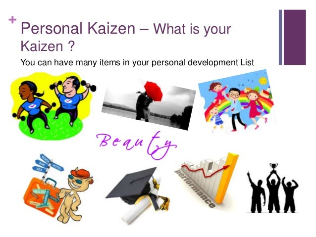 kaizen self improvement