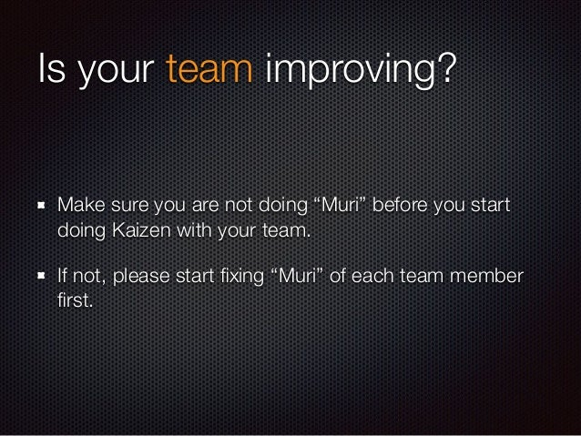 Team Dialogue If each member of your team has slack, use your slack to meet together and do a dialogue regularly. Take you...