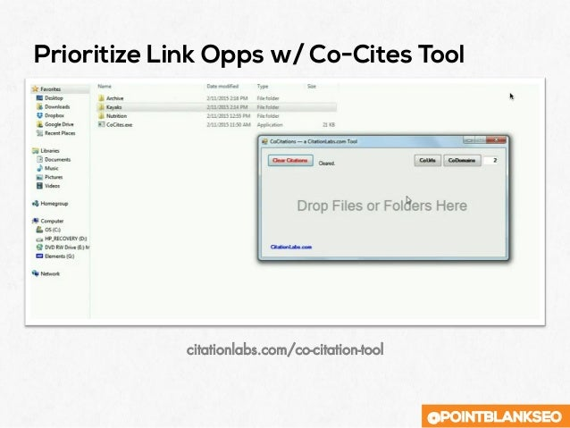 @POINTBLANKSEO Prioritize Link Opps w/ Co-Cites Tool citationlabs.com/co-citation-tool