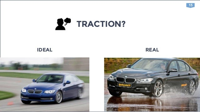 15 TRACTION? IDEAL REAL