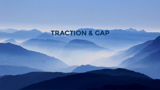 21 TRACTION & GAP