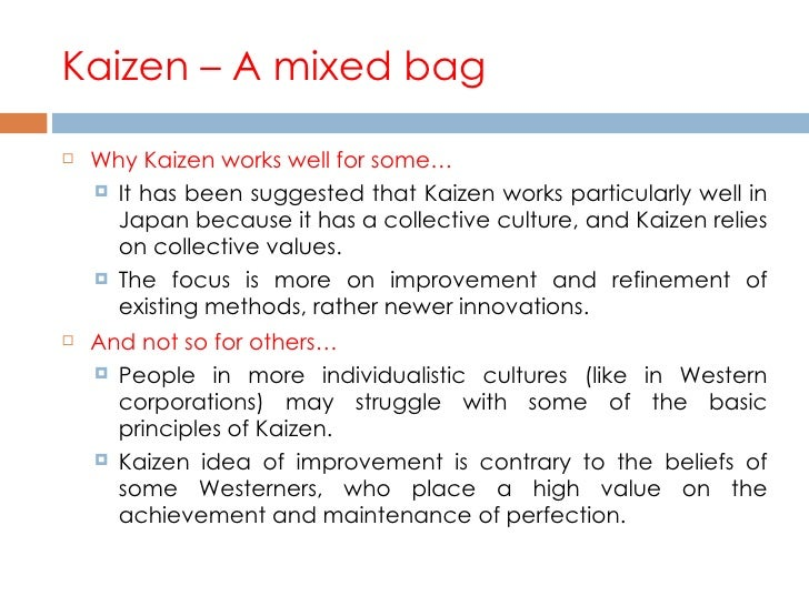 The History of How the Kaizen Philosophy Gained Global Popularity