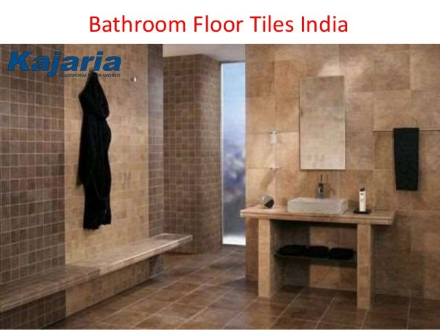 Bathroom Floor Tiles India