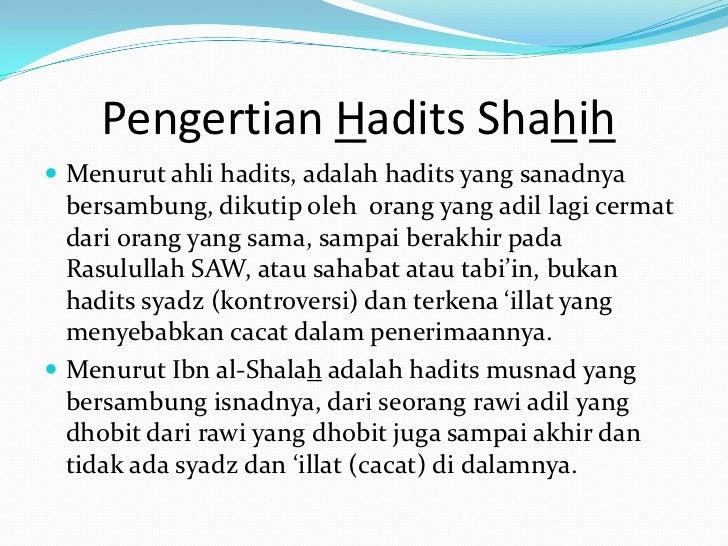 Contoh Hadits Hadits Shahih Download Gambar Online