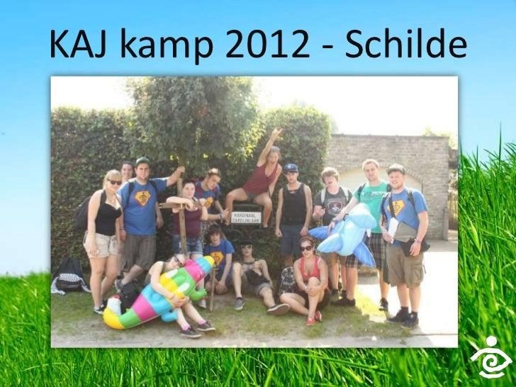 KAJ kamp 2012 - Schilde