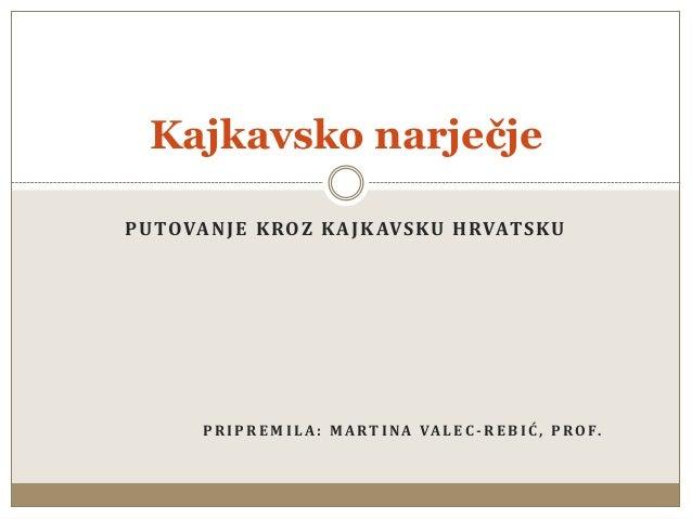 Kajkavsko Narjecje