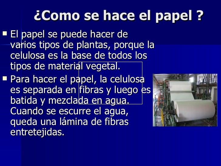 Fabricacion del papel for Como se extrae el marmol