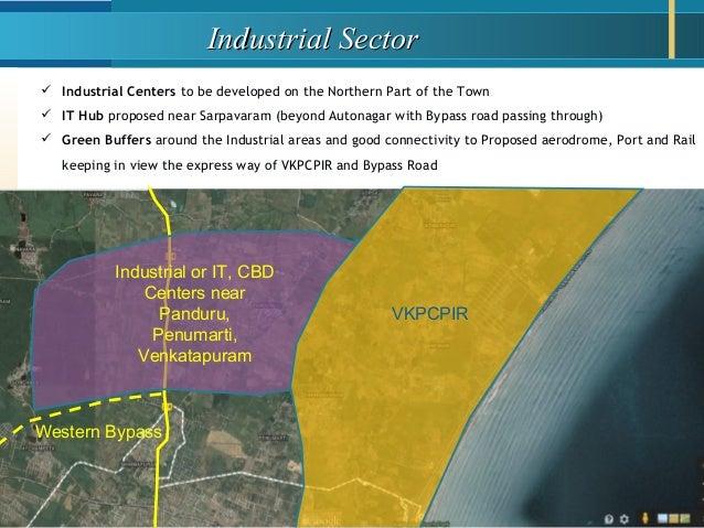 Industrial SectorIndustrial Sector VKPCPIR Industrial or IT, CBD Centers near Panduru, Penumarti, Venkatapuram  Industria...