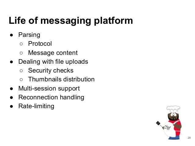 WebCamp Ukraine 2016: Instant messenger with Python. Back