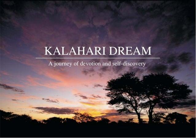 Kalahari Dream  the true story of a wildlife rehab centre