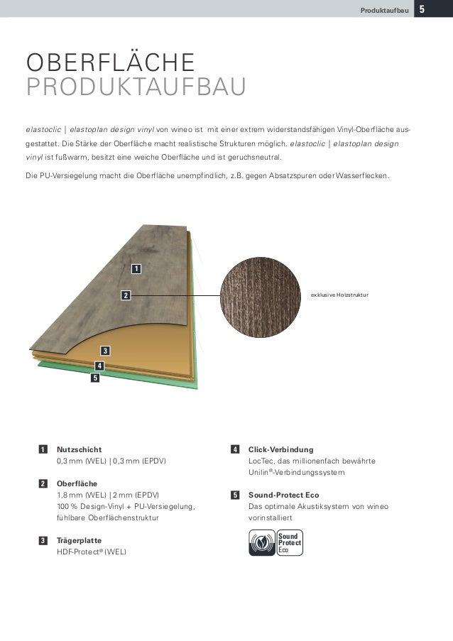 kalalog brosch re wineo elastoclic klicksystem vinyl. Black Bedroom Furniture Sets. Home Design Ideas