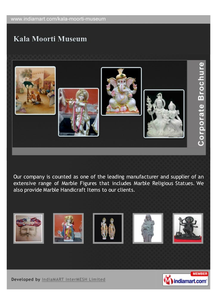 Our company is counted as one of the leading manufacturer and supplier of anextensive range of Marble Figures that include...