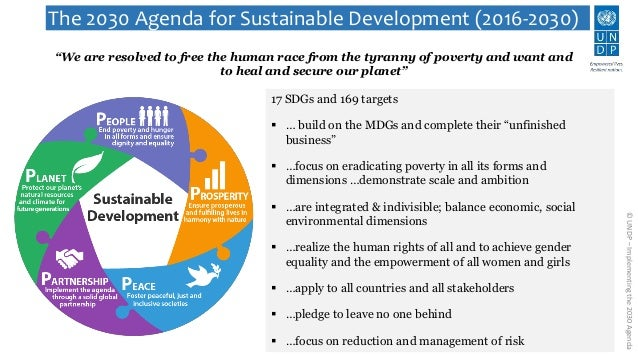 Rosemary Kalapurakal: Transforming our World: The 2030