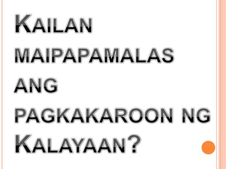  Kung ang iyong pagkilos ay hindi sumasalungat sa Likas na Batas Moral. Ang Likas na Batas Moral ay ibinigay sa tao noong...