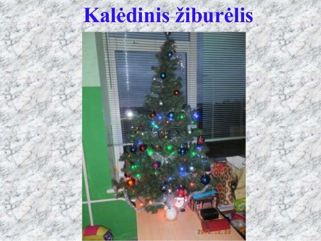Kalėdinis žiburėlis