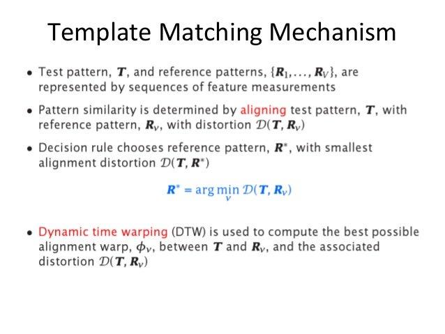 Template+Matching+Mechanism+
