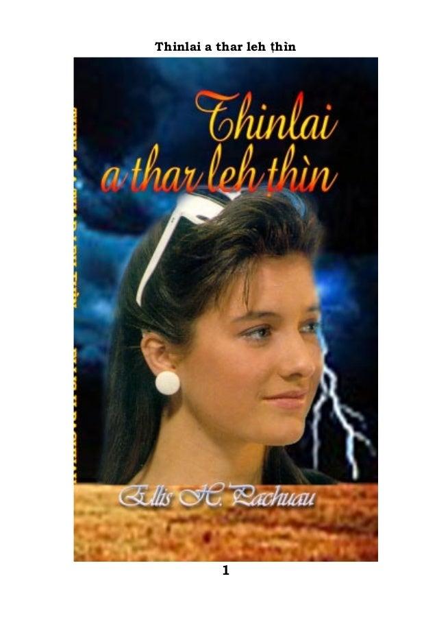 1 Thinlai a thar leh hìn