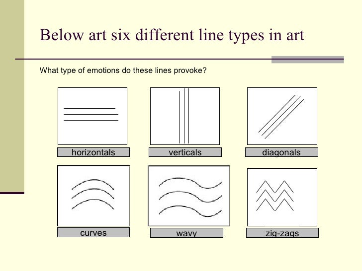 Types Of Lines In Art : Kaleidoscope lines and shapes