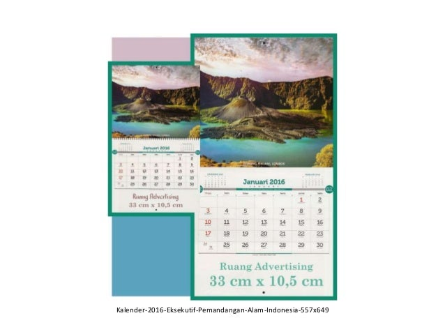 Kalender-2016-Eksekutif-Pemandangan-Alam-Indonesia-557x649