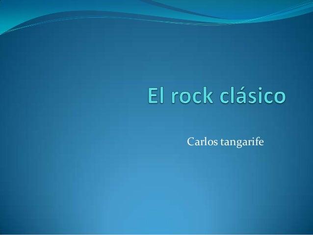 Carlos tangarife