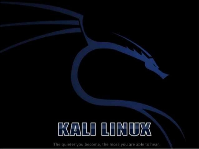 Kali linux introduction kali linux is a debian derived linux distribution and a member of unix toneelgroepblik Gallery