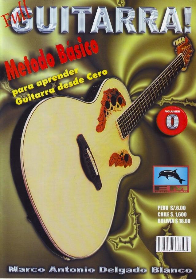 Metodo Guitarra Pdf