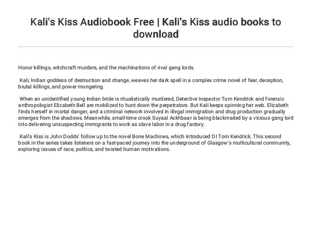 second kiss audiobook