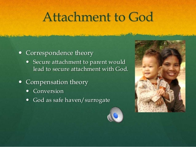 essay about attachment theory Attachment theory essaysdescribe the basic concept of the attachment theory, completely, how are researchers evaluated whether a child has attached.