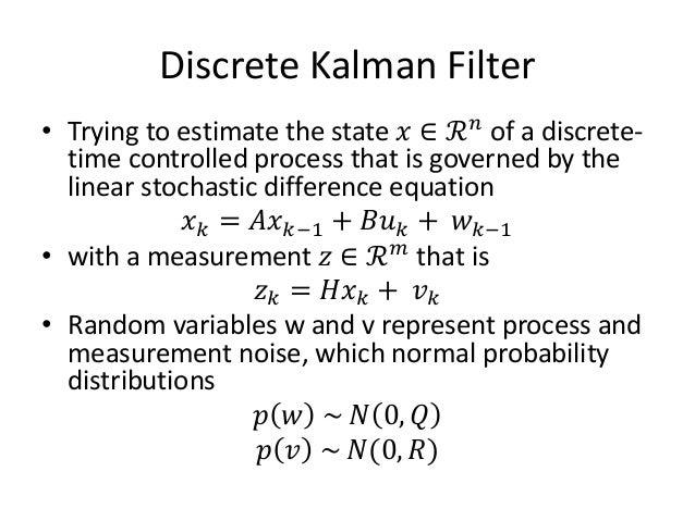 Kalman filter for Beginners