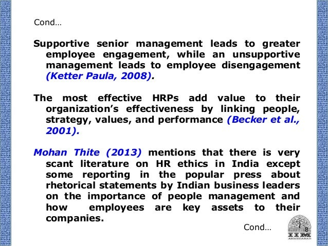 hr practices and organizational strategies in select it companies in india 2 innovative human resource practices and employee outcomes in software firms in india drbinoy joseph introduction according to national association of software and.