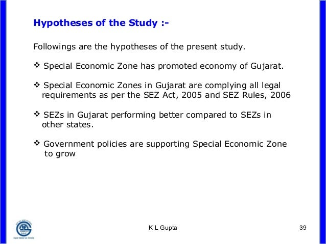 the special economic zone act of Special economic zone as per central sales tax, 1956 -- a special economic zone (sez) is a geographically bound zone where the economic laws relating to export and import are more liberal as compared to other parts of the country.