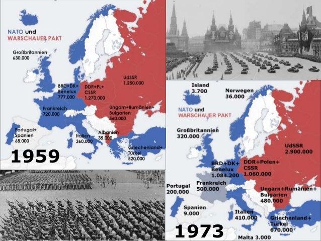 Kalter Krieg Karte.Kalter Krieg