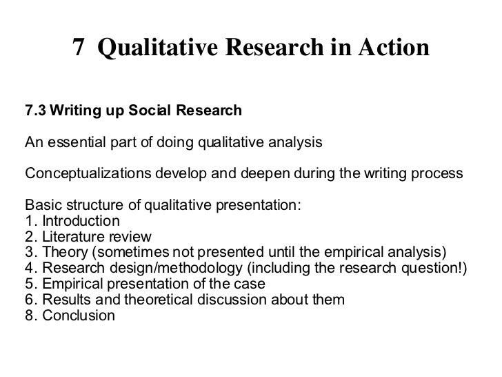 Guidelines for Reporting Quantitative Methods and Results ...